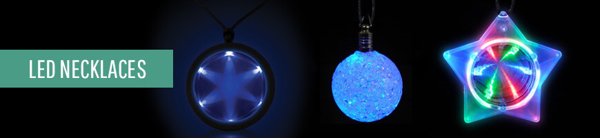 led necklaces